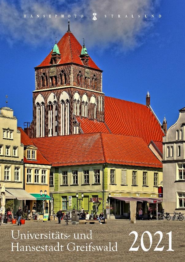 Greifswald Weihnachtsmarkt 2021
